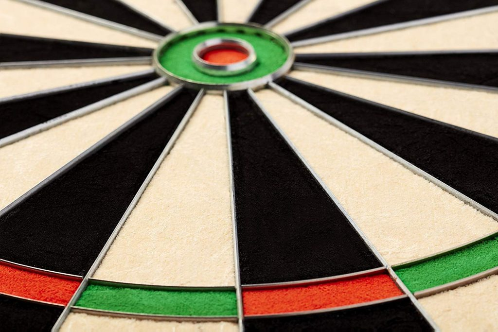Winmau Blade 5 Dual Core Bristle Dartboard Review