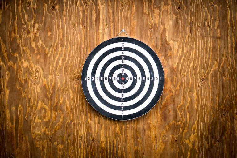 What to Put Behind A Dart Board to Protect Wall?