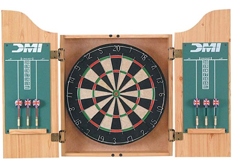 DMI Sports Deluxe Dartboard